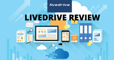 Livedrive Review - Featured Image