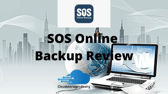 SOS Online Backup Review - Featured Image