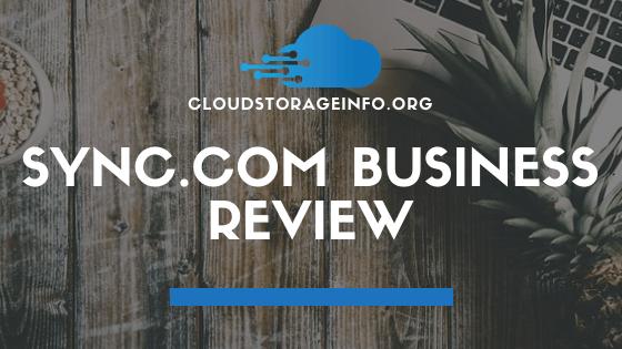 Sync.com Business Review