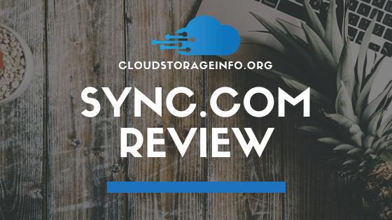 Sync.com Review