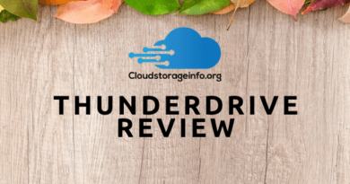Thunderdrive review