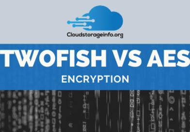 Twofish vs aes encryption