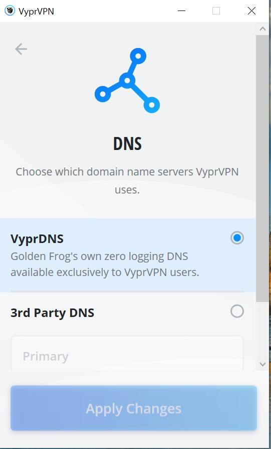 VyprVPN Review - Features 2