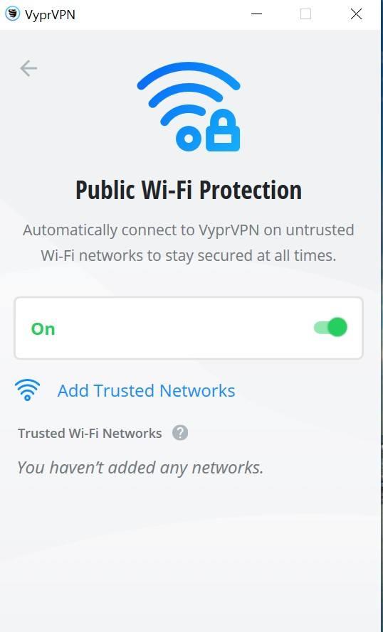 VyprVPN Review - Security 3